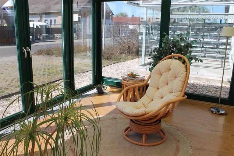 Wintergarten Ihr zweites Wohnzimmer