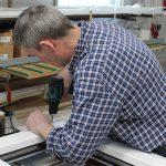 Produktion und Montage von Fenstern mit Einbruchschutz und Stahlkernen