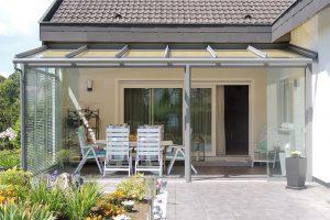 Fensterbau Bernau | Terrassendächer und Terrassenüberdachungen von Böttcher Fensterbau